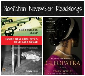 nonfiction november readalongs
