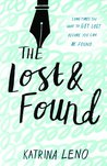 #FuturisticFriday Review and Giveaway: Lost and Found