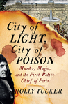 #FuturisticFriday Review: City of Light, City of Poison