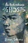 #FuturisticFriday Review and Giveaway: An Unkindness of Ghosts