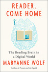 Book on Reading Make Me Grumpy: Reader, Come Home Review