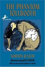 A Middle Grade Re-Read Review: The Phantom Tollbooth