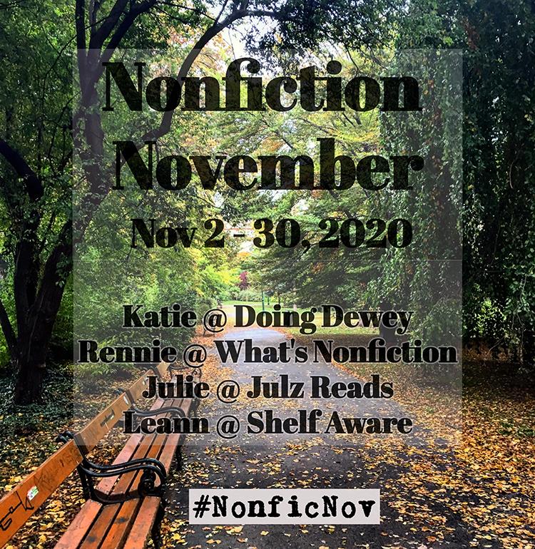 Nonfiction November 2020