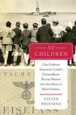 WWII Nonfiction Review: 50 Children